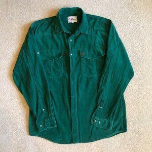 Fjallraven Corduroy Shirt Men's L